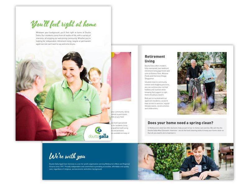 Doutta Galla brochure
