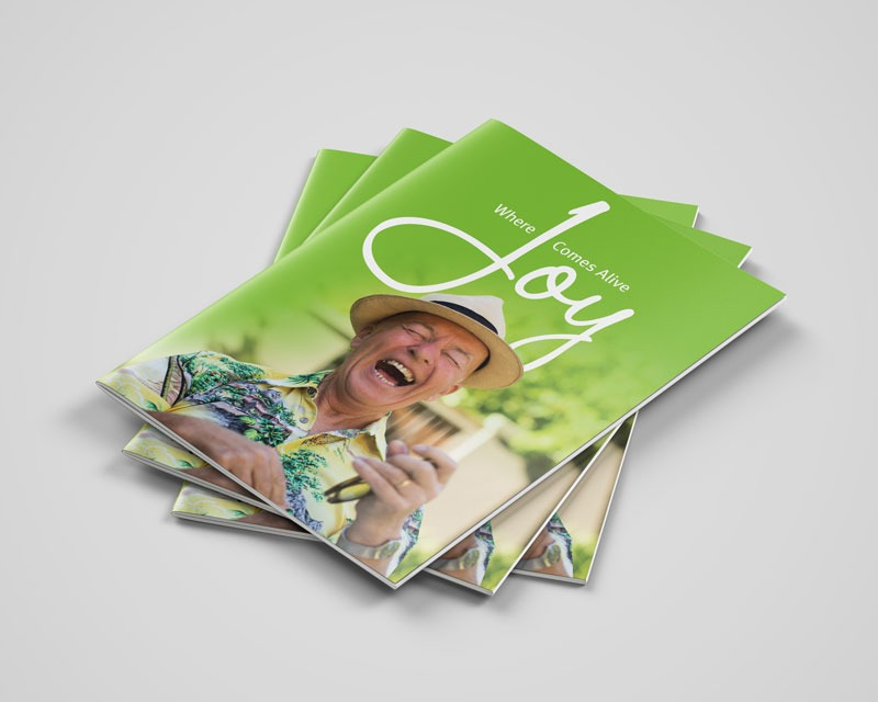 Living Care brochures