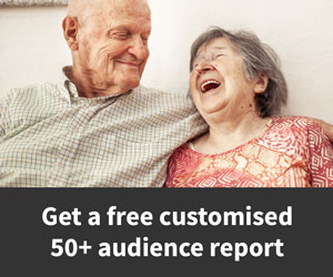 Get a free customised 50+ report banner