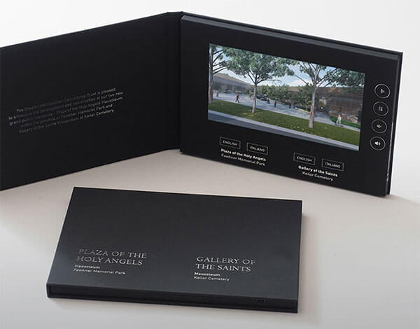 Greater Metropolitan Cemeteries Trust video brochure